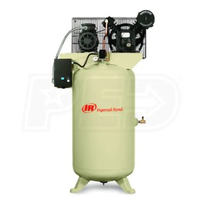 Ingersoll Rand 2475N5-230.3 - Best 2 Stage Air Compressors: Great efficiency and construction