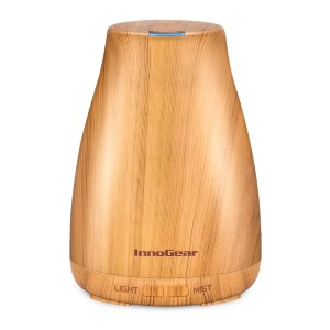 InnoGear Essential Oil Diffuser - Best Mothers Day Gift for New Mom: Sweet lavender scent