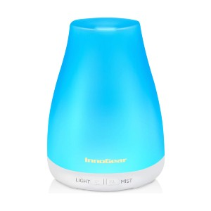 InnoGear Essential Oil Diffuser - Best Oil Diffusers on Amazon: Palm-Sized Diffuser