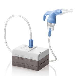 Philips InnoSpire Mini Compressor Nebulizer - Best Home Nebulizers: Great for international travel