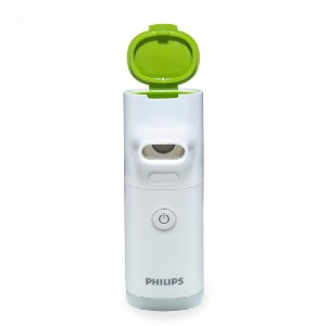 Philips Innospire Go Portable Mesh Nebulizer - Best Handheld Nebulizers: 30 treatments per charge