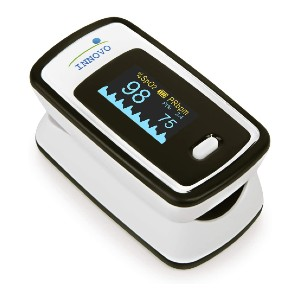 Innovo Deluxe iP900AP Fingertip Pulse Oximeter - Best Pulse Oximeter for Elderly: Premium with low price tag
