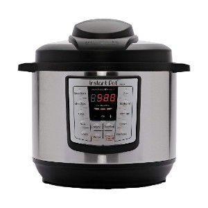 Instant Pot Lux 6-in-1 Electric Pressure Cooker - Best Gift for Mom Birthday Under 500: Great for working moms