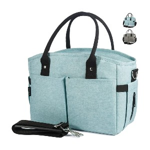 Glantop Insulated Lunch Bags - Best Lunch Boxes Insulated: Leakproof and Easy to Clean