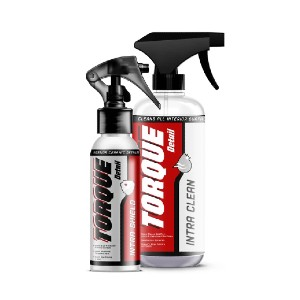 Torque Detail Interior Kit - Best Cleaning Solution for Car Interior: Doesn't Alter Fabrics or Colors