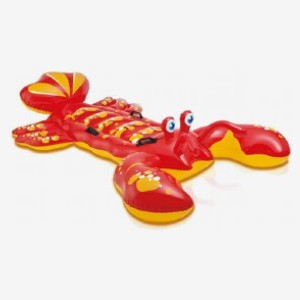 Intex Lobster Ride-On  - Best Floats for Adults: Anti-mainstream shape