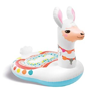 Intex Mega Llama Island Pool Lounger - Best Floats for Adults: Adorable pool lounger