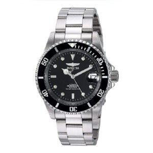 Invicta 8926OB Pro Diver Unisex Wrist Watch - Best Waterproof Watches: Features A Screw-Down Crown