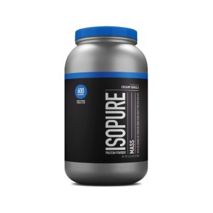 Isopure Mass Protein - Best Mass Gainer Supplements: Added Vitamin and Mineral Blend