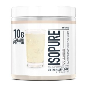 Isopure  Multi Collagen Peptides  - Best Collagen Powder for Joints: No Artifical Colors or Sweeteners