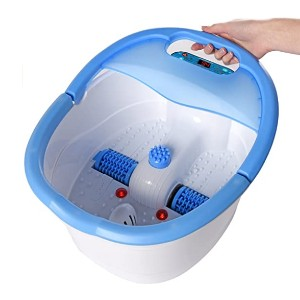 Ivation Foot Spa Massager  - Best Foot Spa for Blood Circulation:  Take care of your whole soles