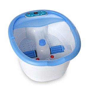 Ivation Foot Spa Massager - Best Foot Spa to Use with Epsom Salt: Consistent temperature