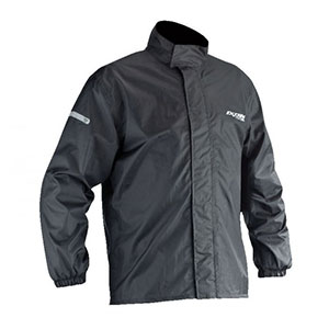 Ixon Compact Rain Jacket - Best Raincoat for Motorcycle Riders: Practical for Your Travel Companion