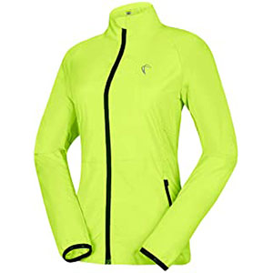 J.CARP Outdoor Active Cycling Running Skin Coat - Best Rain Jackets for Running: Soft, Lightweight and Packable