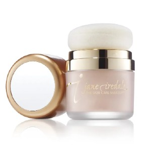 JANE IREDALE Powder Me Dry Broad Spectrum SPF 30 Sunscreen - Best Sunscreen Powder: Protection and Convenience Sunscreen