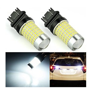 JDM ASTAR Extremely Bright 144-EX Chipsets  - Best LED Reverse Lights: Strong illumination