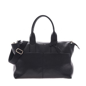 Jem & Bea JEMIMA DIAPER BAG - Best Tote Bags for Moms: Water Repellent and Wipe Clean Logo Lining