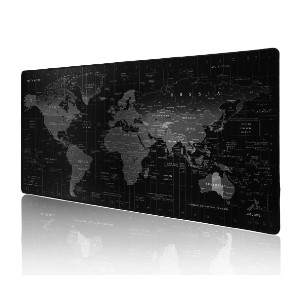 JIALONG Gaming Mouse Pad Large - Best Mouse Pad for Gaming: Delicate Stitched Edges