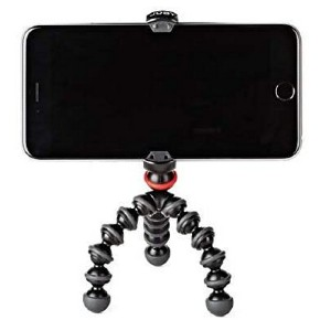 Joby GorillaPod Mobile Mini - Best Selfie Stick Tripods for Smartphone: Perfect for travel