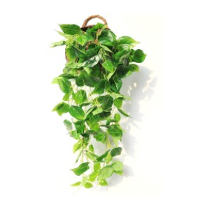 JUSTOYOU Artificial Hanging Plants - Best Artificial Plants on Amazon: Nature Plant to Decorate Your House