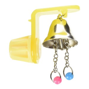 JW Pet Company Activitoys Bell Bird Toy - Best Bird Toys for Parakeets: Captivate and fascinate your bird
