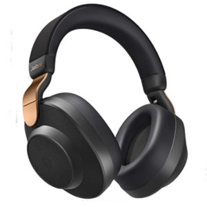 Jabra Elite 85h Wireless Noise-Canceling Headphones - Best Wireless Headphone: Long battery life headphone