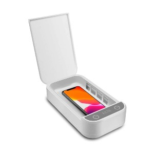 Jaydear Cell Phone Cleaner - Best UV Sterilizer Boxes: Multifunction Cell Phone Cleaner