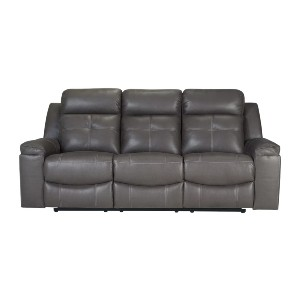Ashley Furniture Jesolo  - Best Recliners Sofas: Pull Tab Reclining Motion