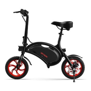Jetson Bolt Folding E-Bike Full Throttle Electric Bicycle - Best Electric Bike on Amazon: Easy to store