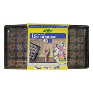 Ferry Morse Jiffy J450ST20 SuperTrive Seed Starter - Best Self-Watering Seed Starter: Simple and helpful