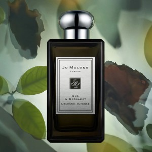 JO MALONE LONDON™ Oud & Bergamot Cologne Intense - Best Expensive Colognes: Mysterious Scent Cologne