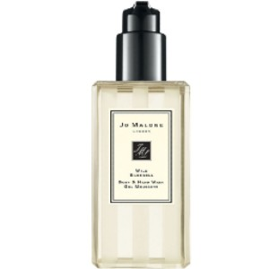 Jo Malone Wild Bluebell Body & Hand Wash - Best Liquid Hand Soap: Rich lather body and hand wash