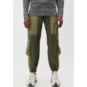 John Elliot PANELED NYLON CARGO PANTS - Best Cargo Pants for Men: Multiple Pockets Cargo Pants