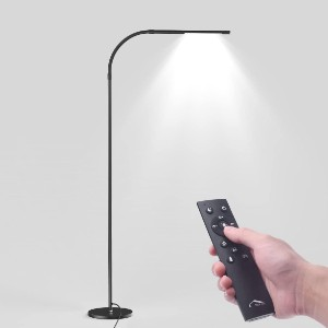 Joly Joy LED Modern Floor Lamps - Best Floor Lamp for Reading: Dual Operation Modes