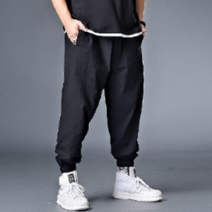 Joom Men Casual Straight Japanese Cargo Pants - Best Cargo Pants Streetwear: Midweight Thickness Cargo Pant