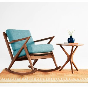 Joybird Soto Rocking Chair - Best Rocking Chair for Living Room: Classic Style Rocking Chair