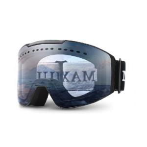 Juli Snowboard Goggles - Best Goggles for Night Skiing: Helmet Compatible