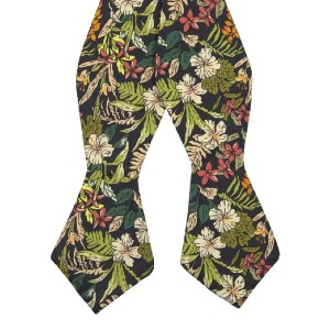 DAZI Jumanji Bow Tie - Best Bow Ties for Tuxedo: For a splash of color