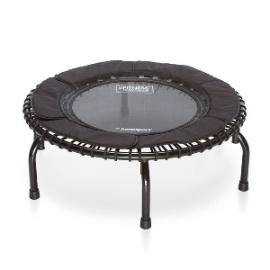 JumpSport 250 In Home Cardio Fitness Rebounder  - Best Trampoline for Exercise: Unmatched durability