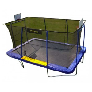 JumpKing 10' x 15' Rectangular - Best Home Trampoline for Adults: Everything you need