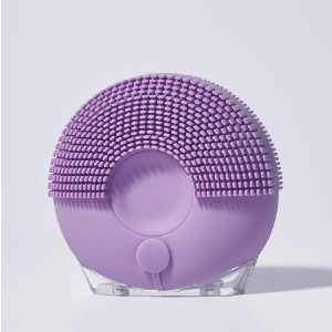 Juno & Co. Clarity Facial Cleansing Brush - Best Silicone Face Cleansing Brush: Deep Cleansing Brush