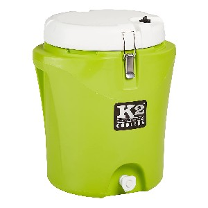 K2 Coolers Water Jug - Best 5 Gallon Water Jugs: Jug with Tight Latches