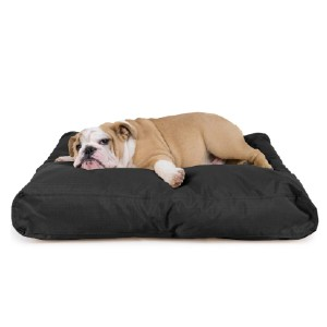 K9 Ballistics Tough Rectangle Nesting Dog Bed™ - Best Dog Beds for Chewers: Digging and Scratching Resistant Dog Bed