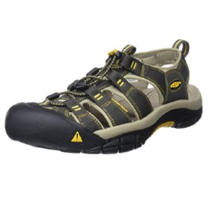 Keen Newport H2 - Best Walking Sandals for Men: Supportive Contoured Arch