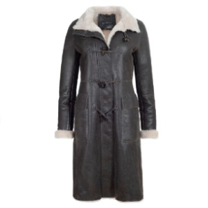 Peruvian Connection KETCHUM SHEARLING COAT - Best Winter Coats for Women: Pretty and Powerful Coat