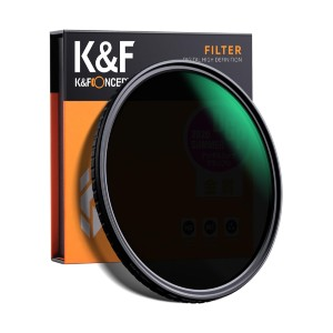 K&F Concept XV37  - Best ND Filters for Night Photography: Say Goodbye To The