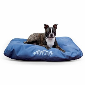 K&H Ruff N Tuff Pillow - Best Dog Beds for Chewers: Extra-Durable Dog Bed