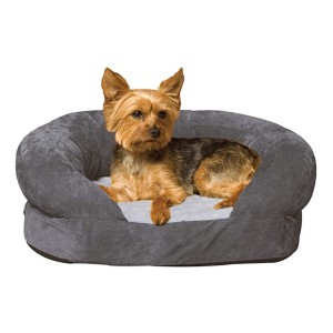 K&H PET PRODUCTS Ortho Bolster Sleeper - Best Orthopedic Cat Beds: Comfy bolster