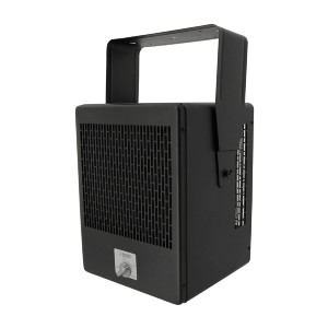 KING  Garage/Shop Heater - Best Space Heater for Garage Gym: Patented smart limit protection