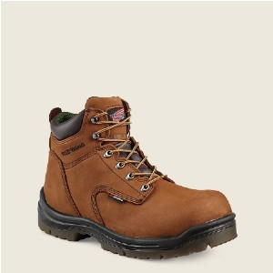 Red Wing KING TOE - Best Boots for Men: Flexible and Comfortable, Extra Toe Room